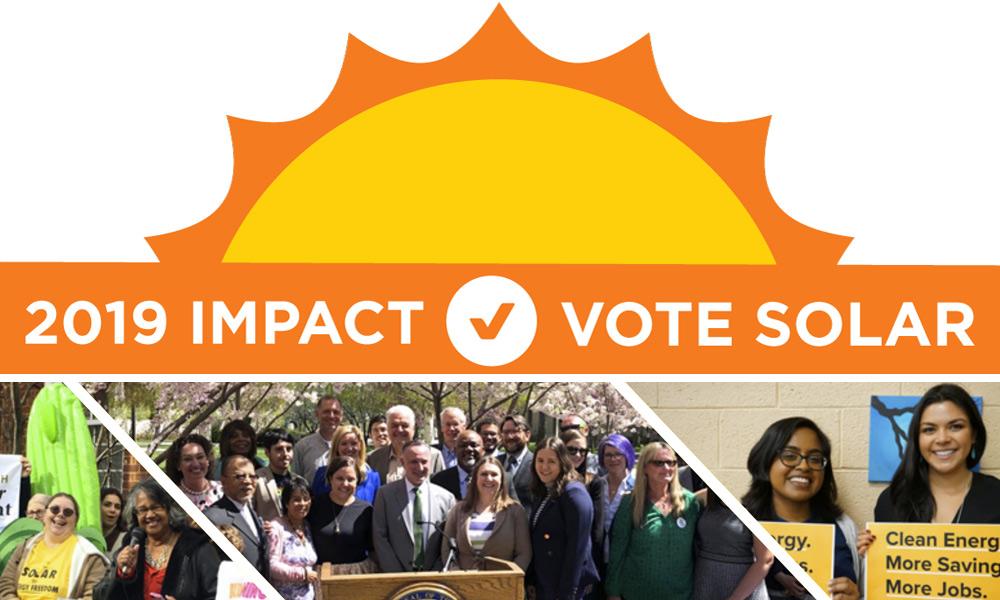 2019 Vote Solar Impact Report