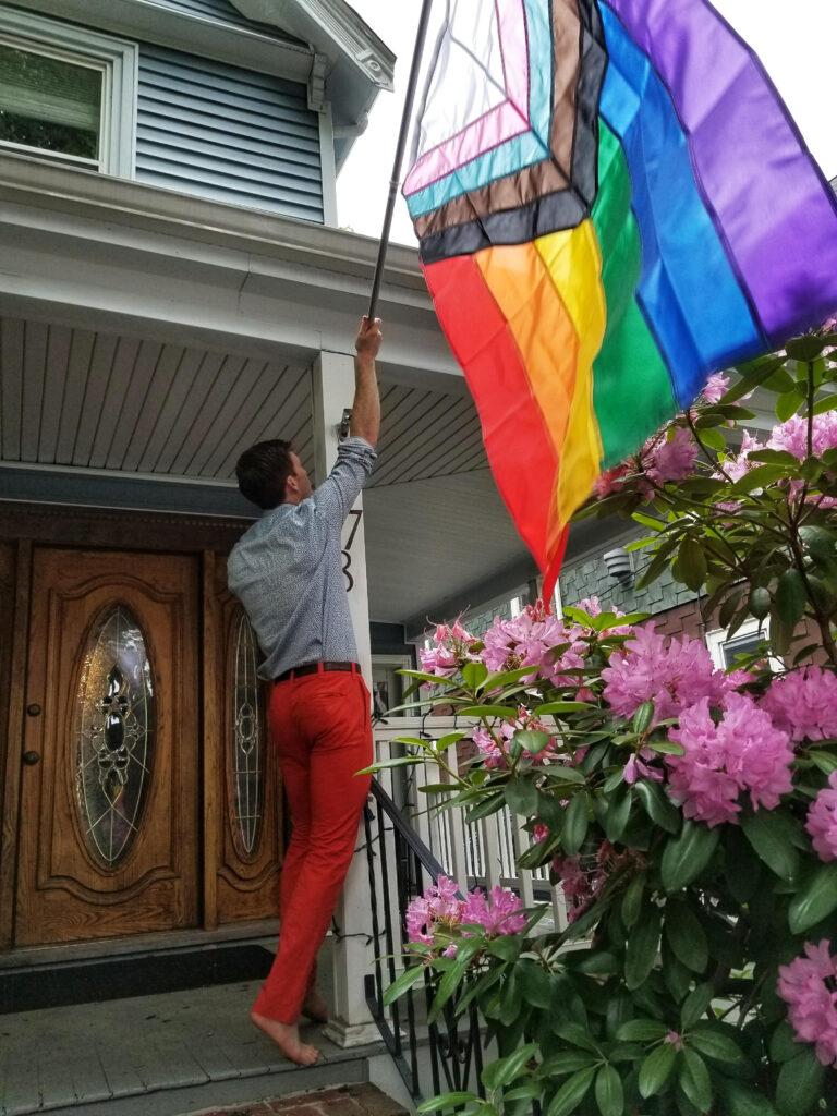 sean pride flag