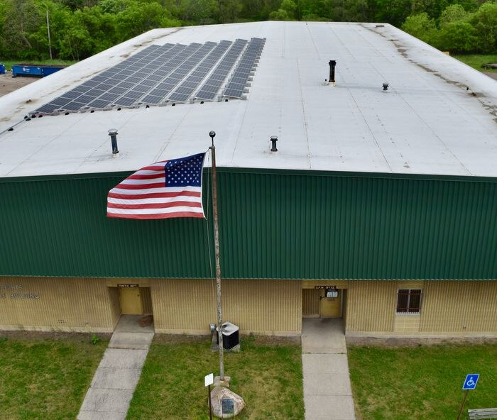 Communities like Muskegon Heights, Michigan benefit from switch to solar