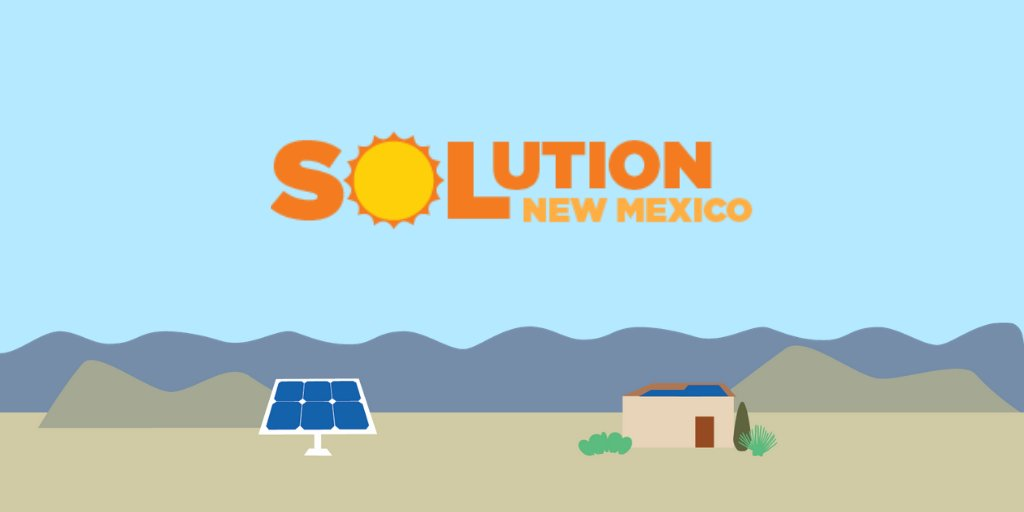 Broad coalition forms to advocate for community solar legislation New Mexico