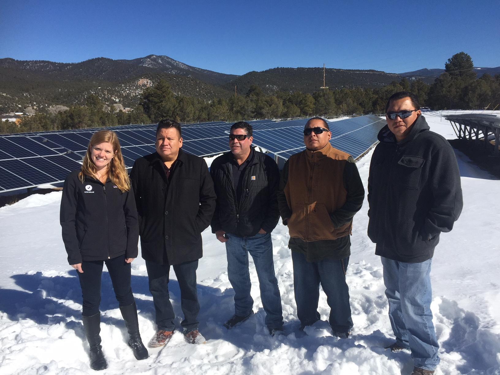 Picuris Pueblo Goes Solar