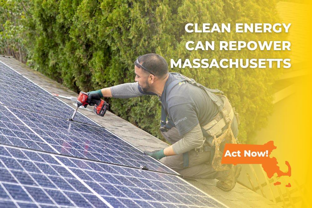 Massachusetts: Support a Clean Energy Future