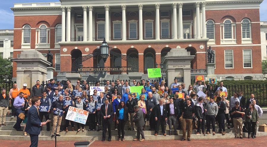 Expanding Solar Access in Massachusetts