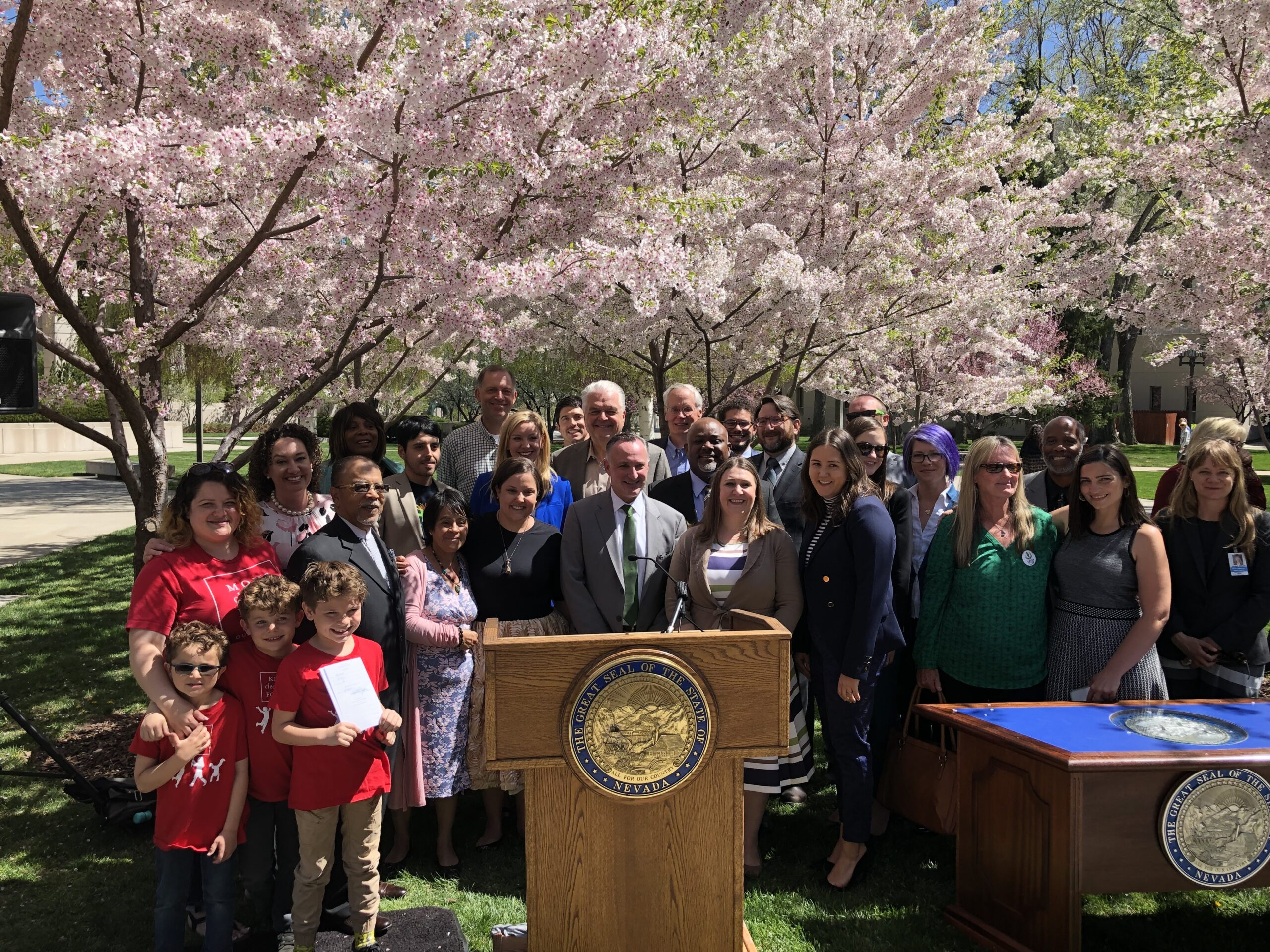 Nev. Governor Sisolak Signs Renewable Energy Bill Following Unanimous Passage by Lawmakers