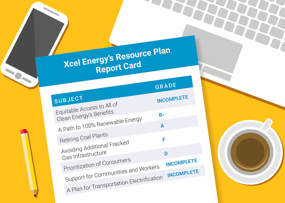 Does Xcel Make the Grade on Clean Energy for Minnesota?
