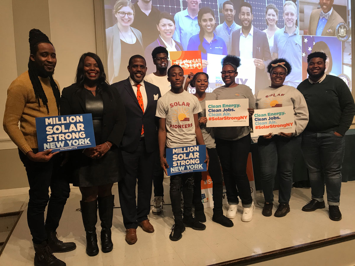 New York Passes Most Ambitious Climate Bill in the Nation