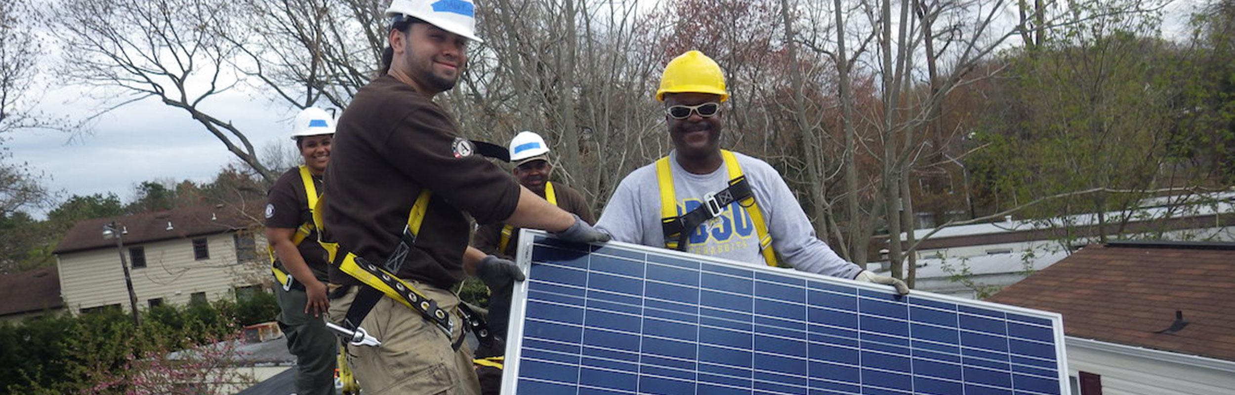 New Jersey Lawmakers Pass Clean Energy Bills