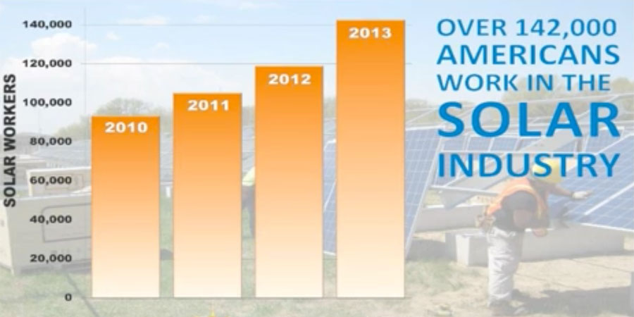 Solar Workers 2014
