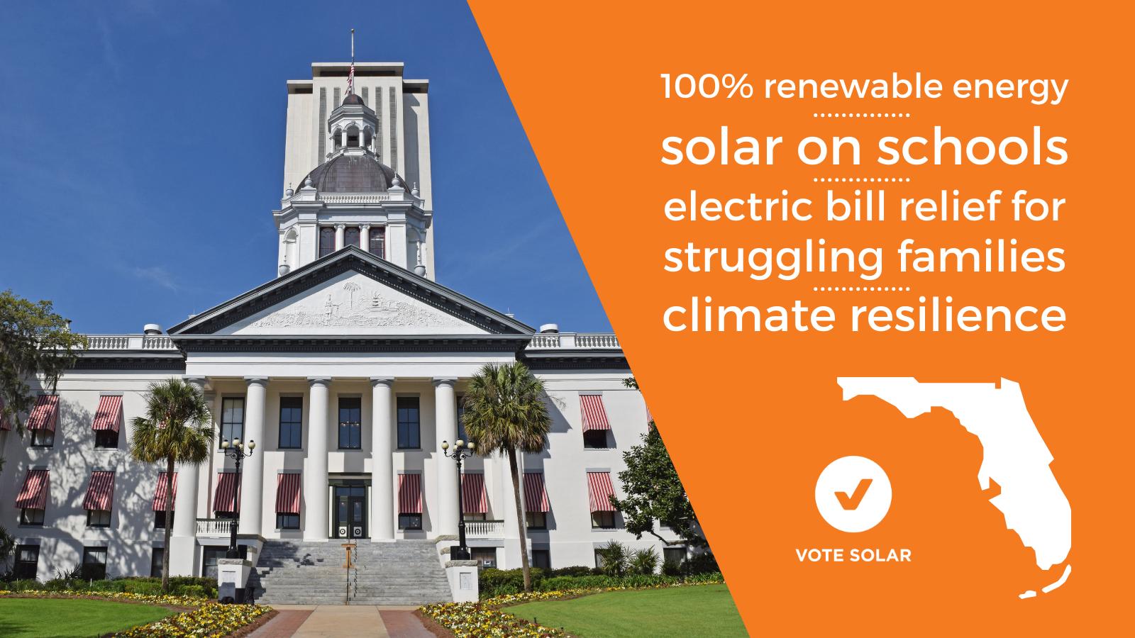 Solar's Chance to Shine in Florida's 2021 Legislative Session