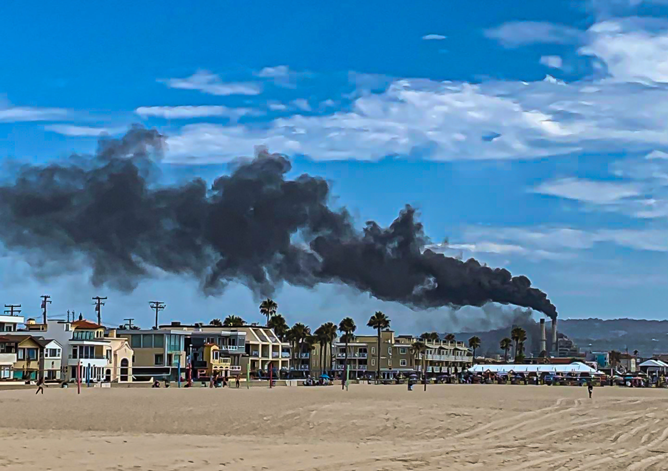 California's Electricity Regulator Feels the Heat from Community Organizations on Use of Fossil Fuel Power Plants