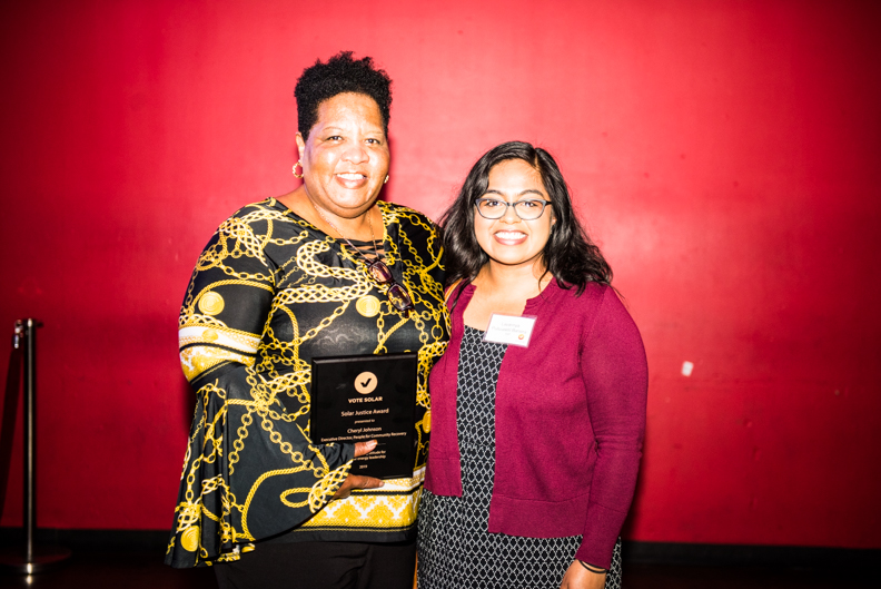 2019 Award Winner: Cheryl Johnson