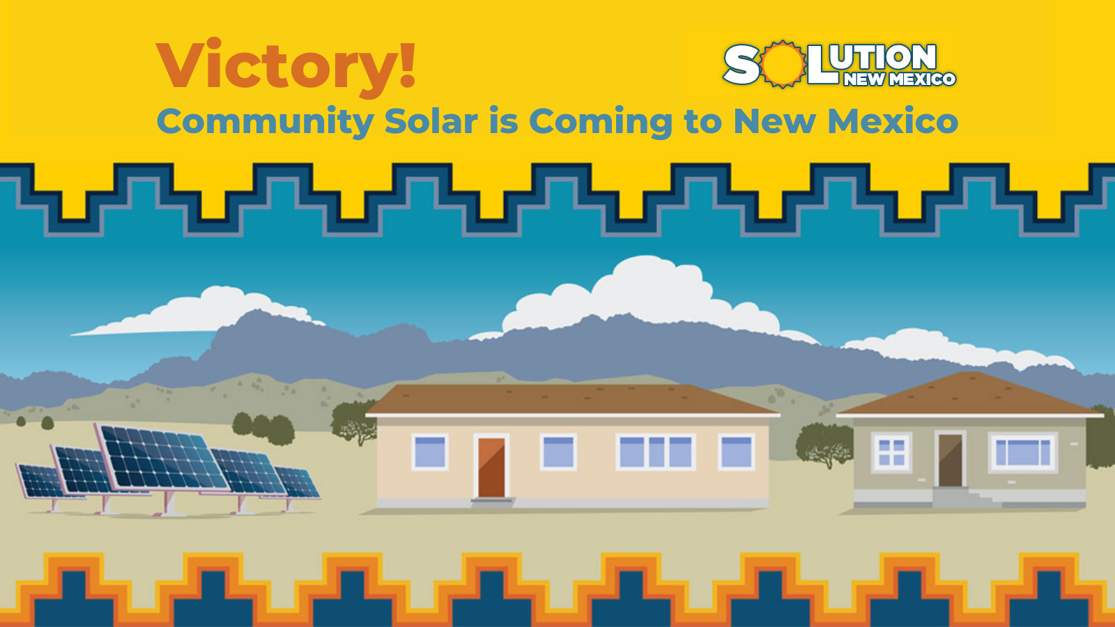 New Mexico becomes 21st state to enable community solar