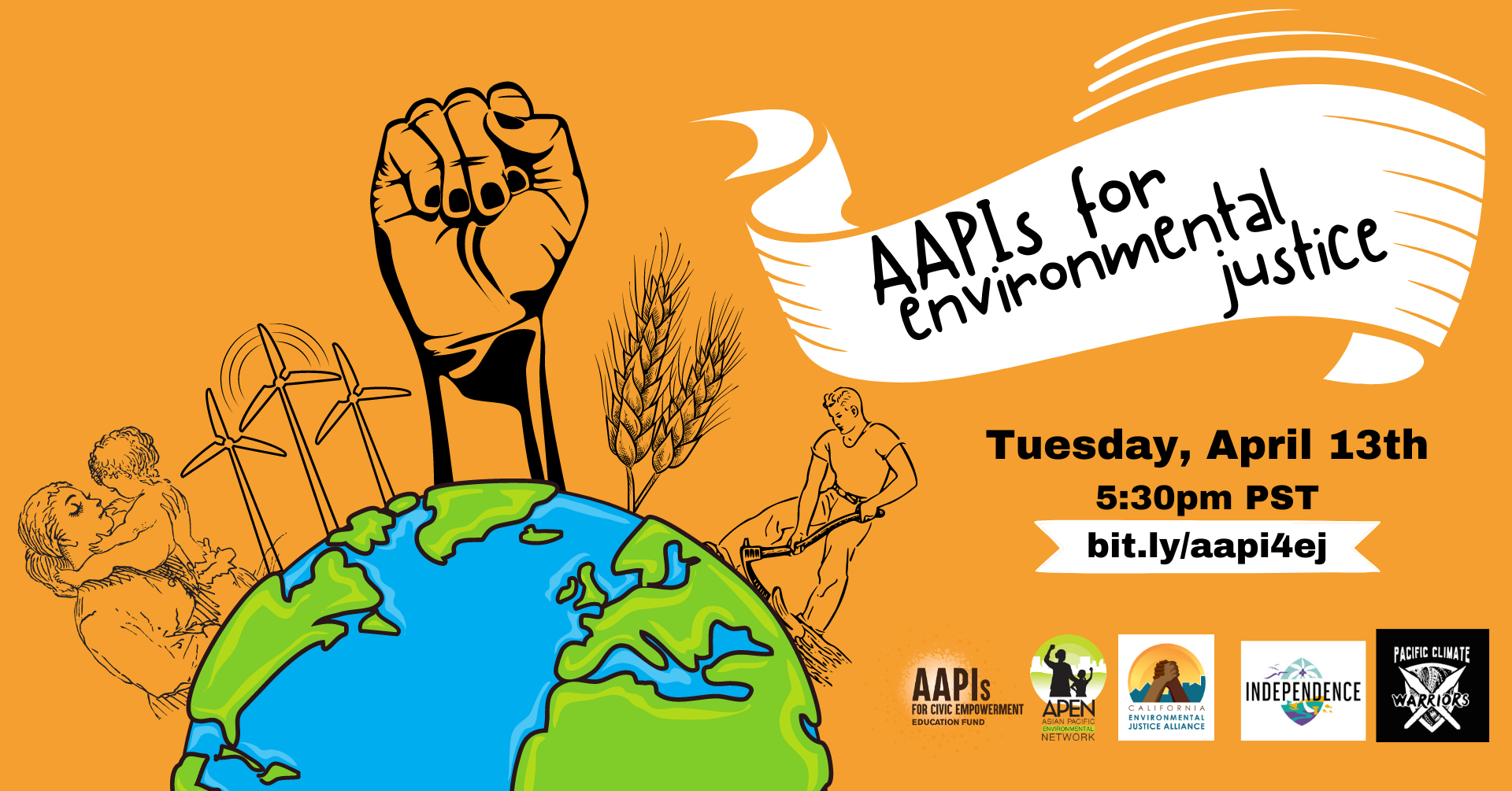 AAPIs for environmental justice