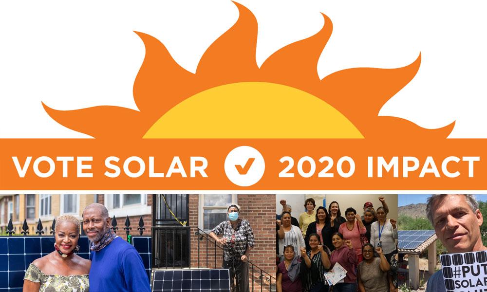 2020 Vote Solar Impact Report