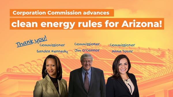 Arizona Clean Energy Rules Back on Track