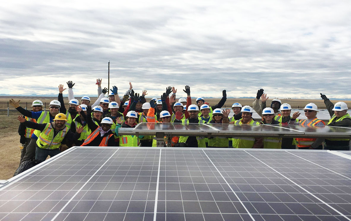 Grid Workers Community Solar