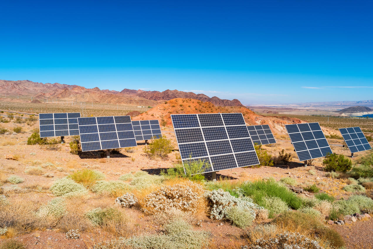 Will Nevada become the clean energy crossroads of the West?