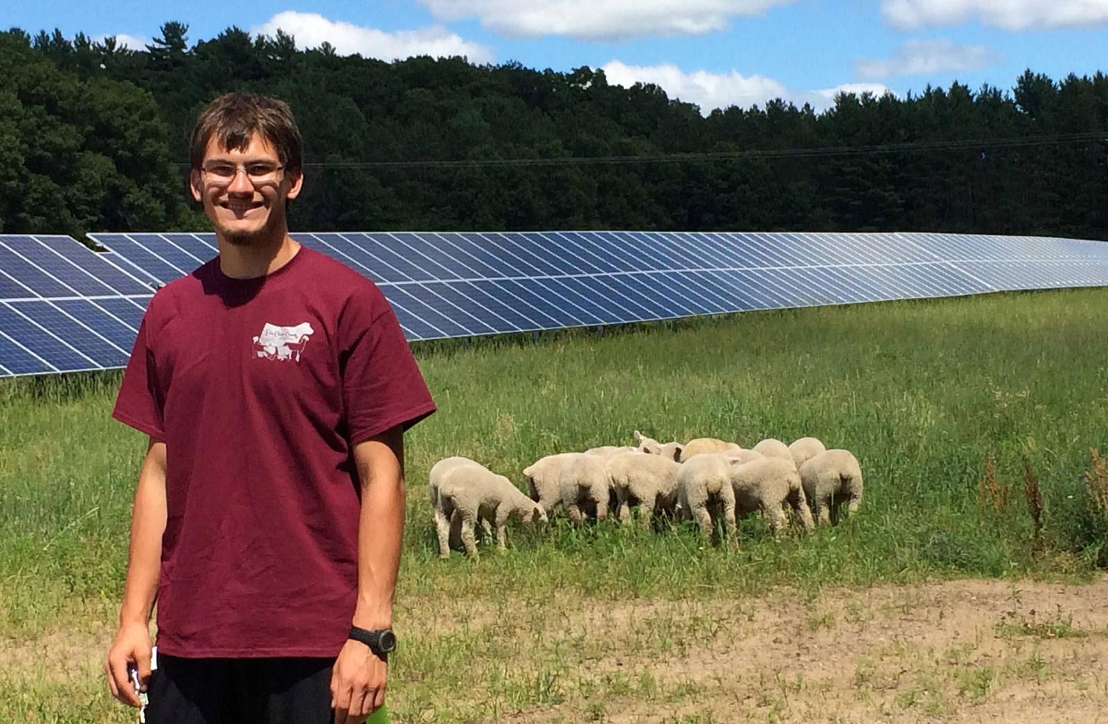 Rural solar coop