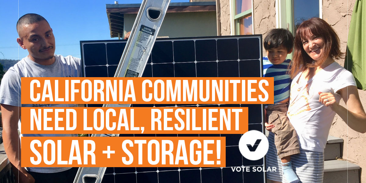 California Needs to Jump Start Clean Energy Procurement to Meet SB 100 Mission