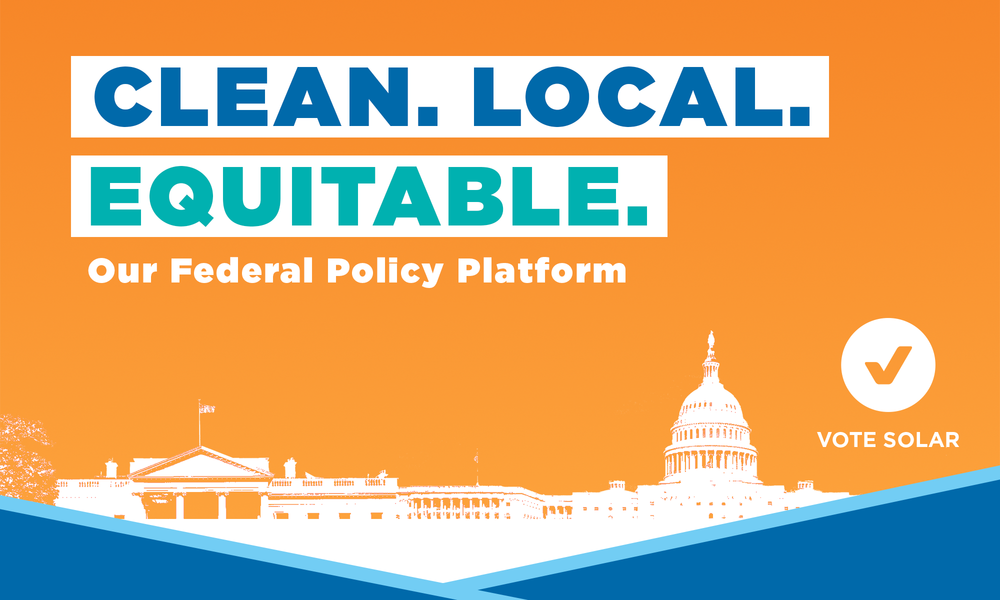 Vote Solar Brings Clean Energy Expertise to Washington