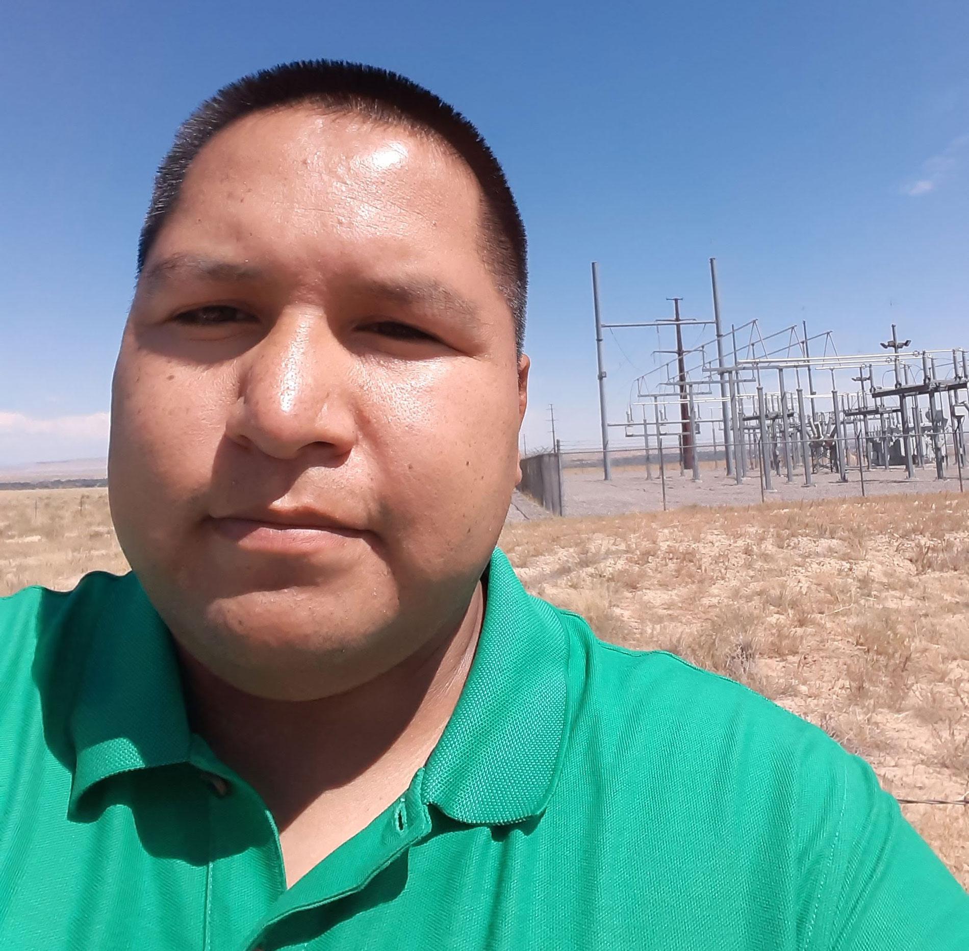 2021 Solar Justice Award Winner: Joseph Hernandez