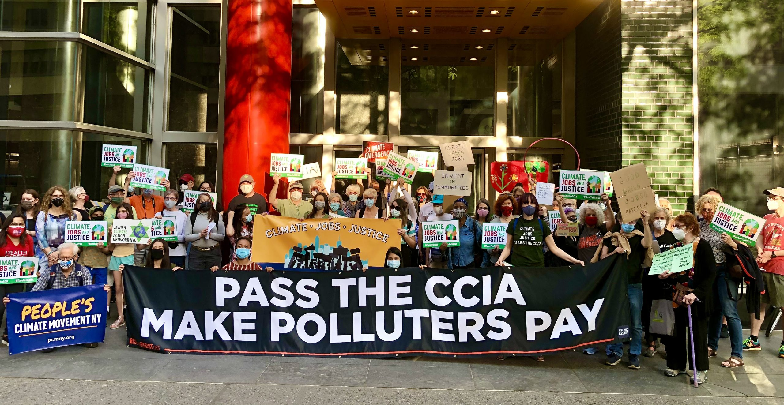 New York's legislative session ends without meaningful climate action