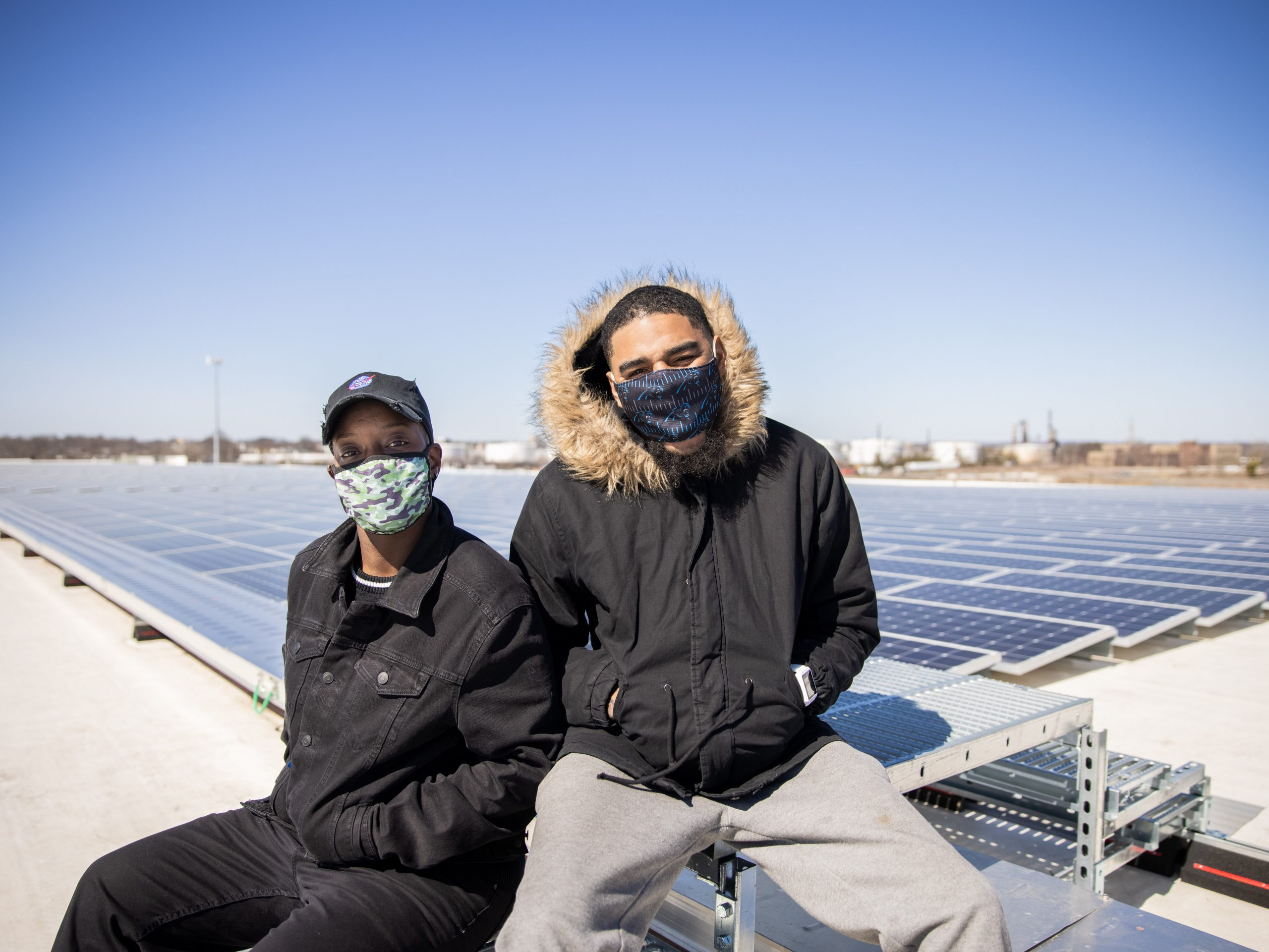 Big strides for energy equity in New Jersey