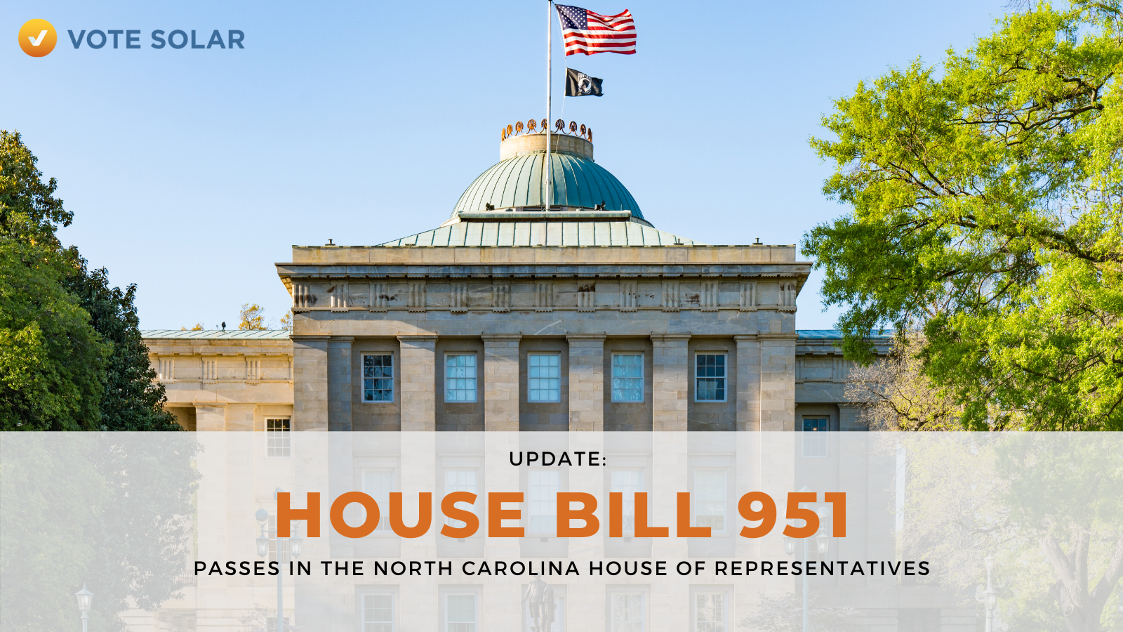 North Carolina's clean energy bill HB951 must put families over utility shareholders