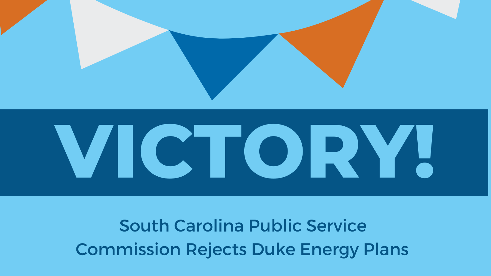 Major collective victories for clean energy, energy justice, and freedom from fossil fuel pollution