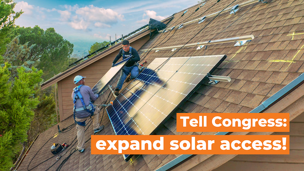 Support National Clean Energy Progress