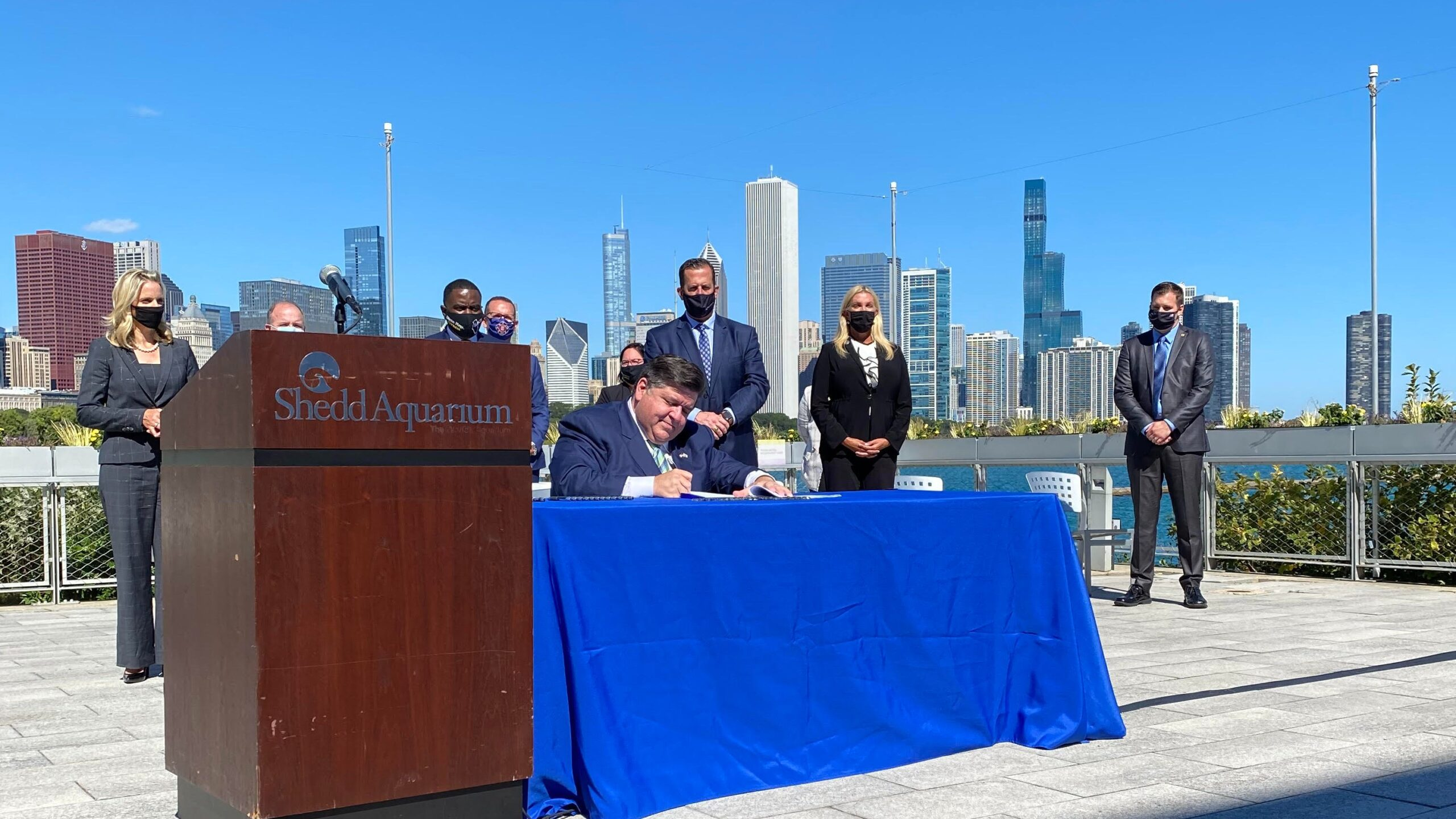 Climate and Equitable Jobs Act Passes Illinois Legislature
